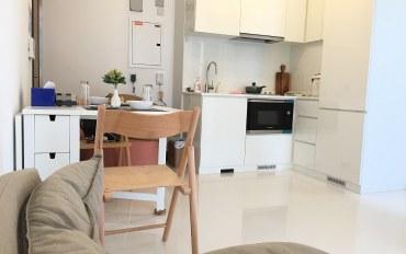 新加坡酒店公寓住宿:1卧室高级公寓,华拉公园地铁站