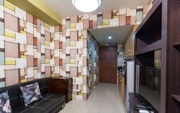 马尼拉酒店公寓住宿:马尼拉湾贝壳公寓-豪华房(不带阳台)