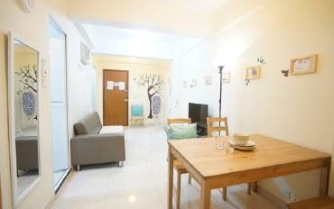 香港酒店公寓住宿:湾仔地铁站2卧公寓