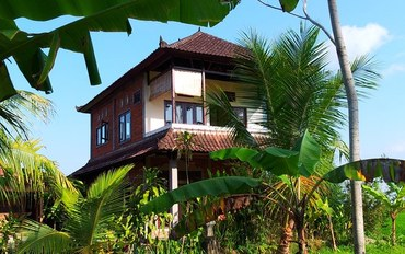 巴厘岛酒店公寓住宿:两卧联排别墅 尽观当地美景