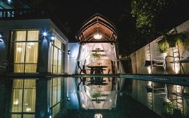 芭提雅酒店公寓住宿:普吉岛度假别墅 7个卧室