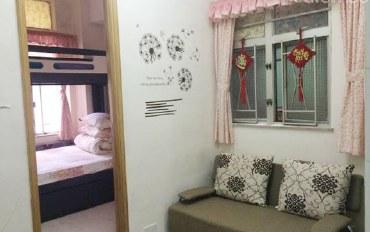 香港酒店公寓住宿:旺角地铁站1卧公寓