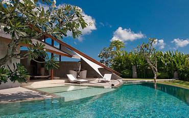 巴厘岛酒店公寓住宿:三卧室别墅9