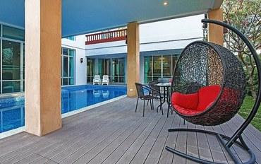 芭提雅酒店公寓住宿:芭提雅中天豪华6卧别墅