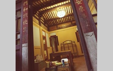 台南酒店公寓住宿:Vintage House清朝总兵的家