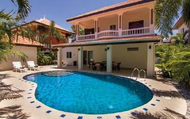 芭提雅酒店公寓住宿:芭提雅6卧室别墅 距离海滩5分钟