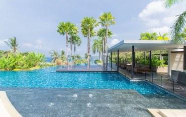 普吉岛酒店公寓住宿:卡塔海滩2卧室海景公寓