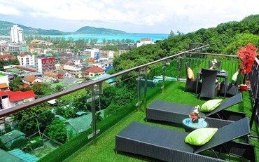 普吉岛酒店公寓住宿:2卧室公寓 有海景