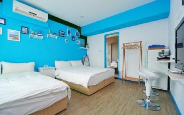 台北酒店公寓住宿:Freebird自由鸟公寓IX-近西门捷