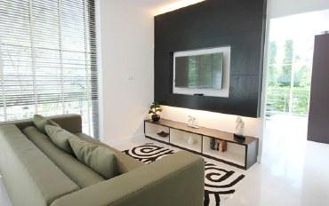 普吉岛酒店公寓住宿:安静山坡上的一间2卧室公寓