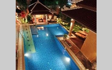 芭提雅酒店公寓住宿:7间卧室的度假别墅 芭提雅