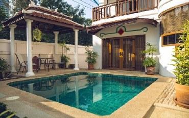 芭提雅酒店公寓住宿:芭提雅·克瑞斯缇娜别墅
