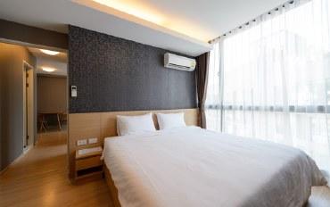 曼谷酒店公寓住宿:五卧7人公寓@地铁Queen Sirik
