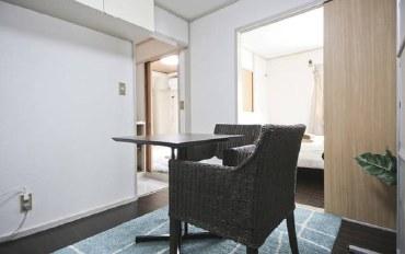 东京酒店公寓住宿:新宿与神乐坂之间的两卧舒适公寓