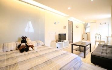 台南酒店公寓住宿:近台南新天地,全新装潢,安静舒适,安全性