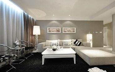 高雄酒店公寓住宿:清新舒适的环境期待你的到来 靠近中庭的位