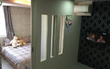 台中酒店公寓住宿:(幸福时光)一房一厅一卫浴小公寓