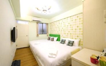 台中酒店公寓住宿:台中逢甲/bike/旅店/2D