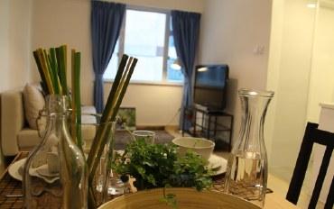 香港酒店公寓住宿:铜锣湾全新2卧公寓地铁5分钟