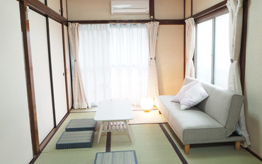 东京酒店公寓住宿:4分钟可达晴空塔 两室公寓
