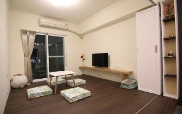 """台南酒店公寓住宿:★""""踢被子KickBlanket""""梦游家"""
