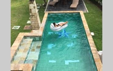 巴厘岛酒店公寓住宿:四卧室私人泳池别墅