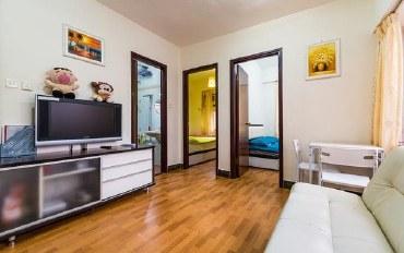 香港酒店公寓住宿:旺角豪华2室公寓