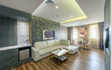 曼谷酒店公寓住宿:近Khaosan路两卧套房