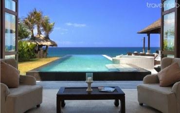 巴厘岛酒店公寓住宿:Rosita五卧室别墅 沙滩前 近沙努尔
