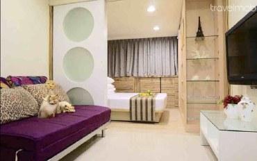 台北酒店公寓住宿:新装潢2+2人2房 豪华欧风 西门町徒步