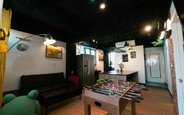 台南酒店公寓住宿:松宿轻旅 - 花园馆·天空岛 Skyli