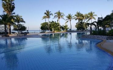 芭提雅酒店公寓住宿:芭提雅海滨2卧室公寓套房
