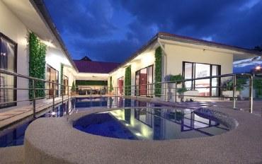 芭提雅酒店公寓住宿:芭提雅·托尔图伽四卧室别墅