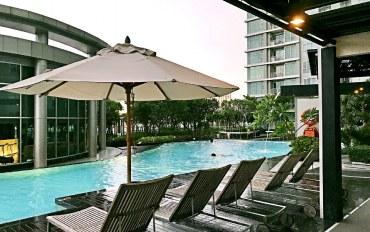 曼谷酒店公寓住宿:Rhythm Ratchada公寓 一居