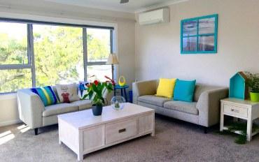 新西兰酒店公寓住宿:奥克兰海滨渡假屋