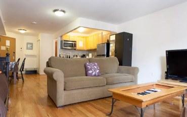 纽约酒店公寓住宿:位于时尚LES的宽敞阁楼式公寓
