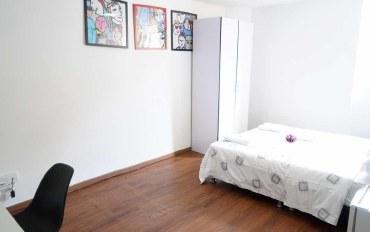 新加坡酒店公寓住宿:武吉士地铁旁单间公寓#501