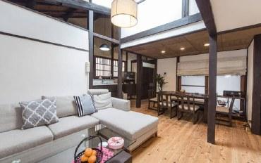 京都酒店公寓住宿:免费接车!西阵-传统风情二条城御所购物区