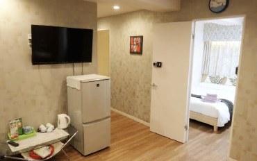 东京酒店公寓住宿:新大久保站,温馨家庭房