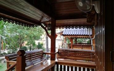 曼谷酒店公寓住宿:泰式小木屋-小猴房