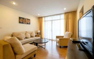 曼谷酒店公寓住宿:查瓦拉 100平两室公寓