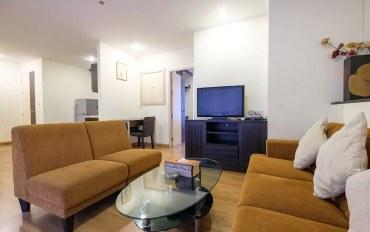 曼谷酒店公寓住宿:查瓦拉 80平两室公寓