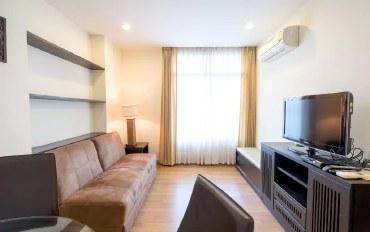 曼谷酒店公寓住宿:查瓦拉 60平两室公寓