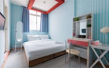 台北酒店公寓住宿:TiHouse-6号独立小屋电梯二人房