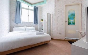 台北酒店公寓住宿:Ti-House8号独立小屋电梯2人房