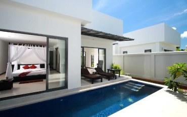 普吉岛酒店公寓住宿:豪华别墅与私人泳池