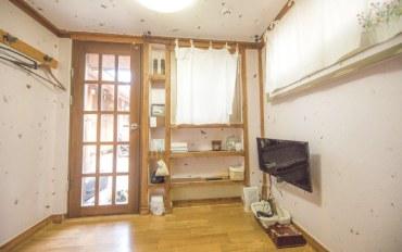 全州酒店公寓住宿:传统韩屋取乐堂 厢房