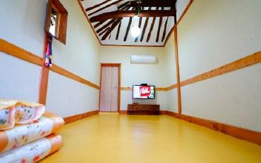 全州酒店公寓住宿:全州韩屋村/精致2人房