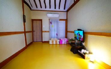 全州酒店公寓住宿:全州韩屋村/雅致2人房