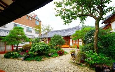 全州酒店公寓住宿:全州韩屋村/整洁2人房